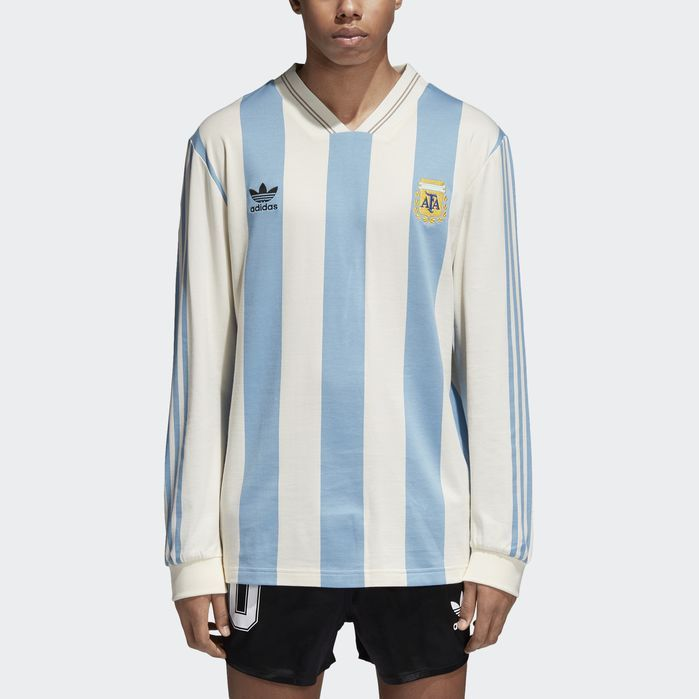 3a44197fbc Argentina 1987 Jersey in 2019 | Products | Adidas, Adidas men ...