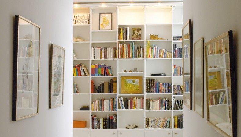 Bücherregale + Regale nach Maß Raumteiler Raumtrenner - ip20 ...