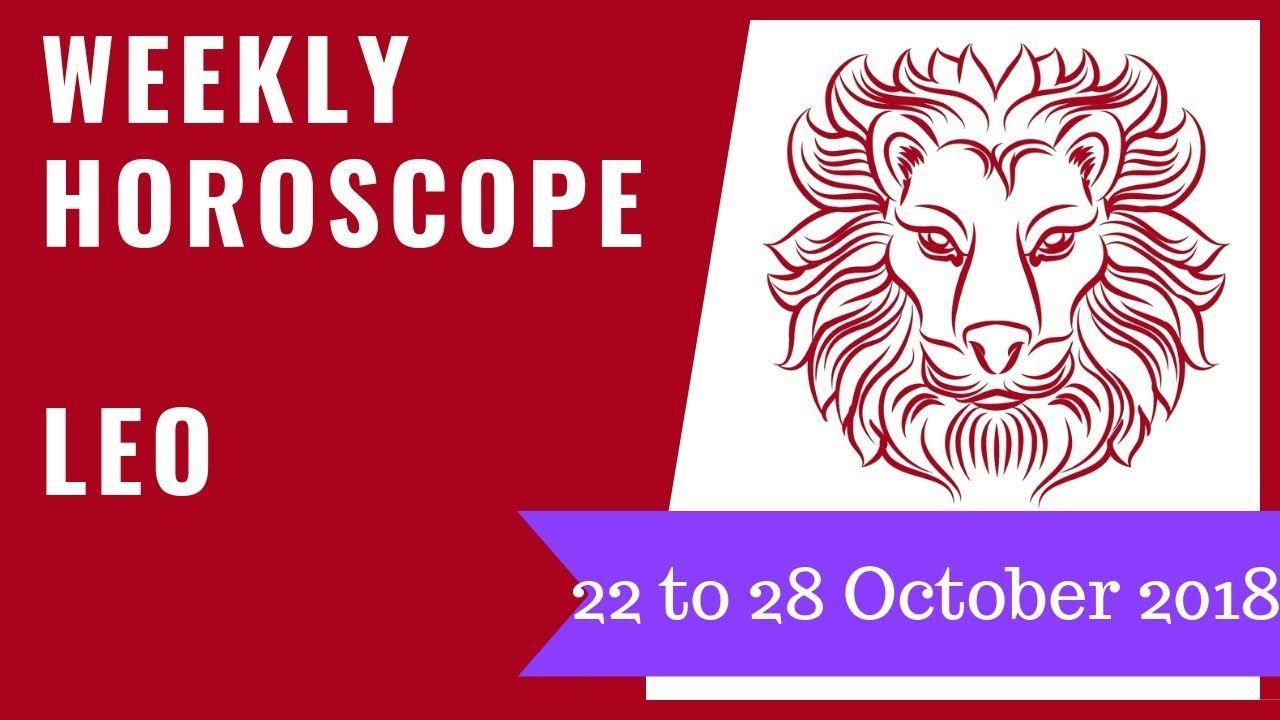 horoscope leo 22 october