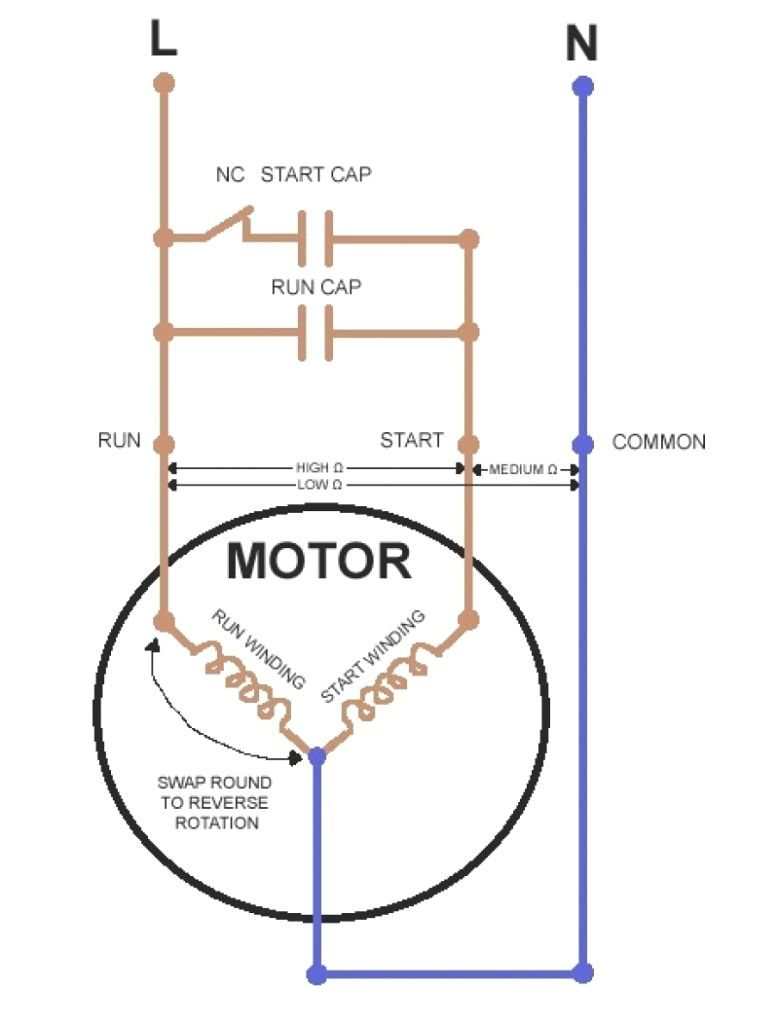 45 Unique Refrigerator Compressor Relay Wiring Diagram In 2020 Ac Capacitor Electrical Circuit Diagram Refrigerator Compressor