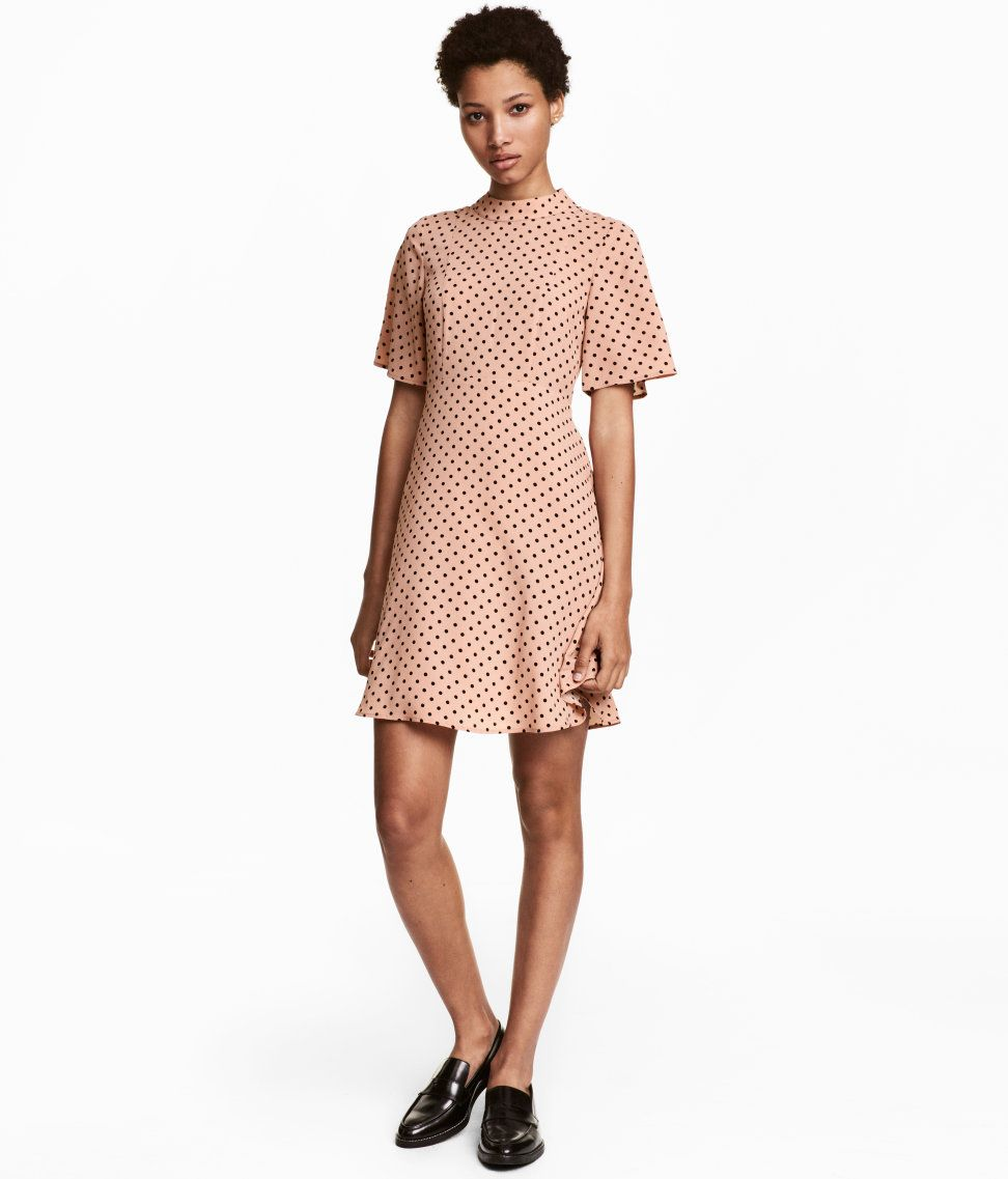 Polkadot Dress | H&M Modern Classics
