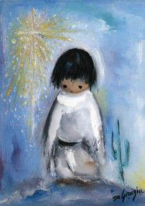 Blue Boy 211x300 DeGrazia® Gallery Prints
