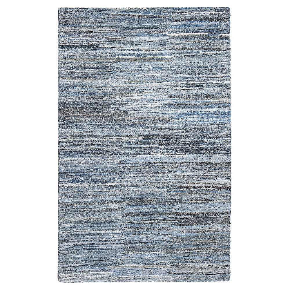 Fame Area Rug Blue (8'x10') - Anji Mountain