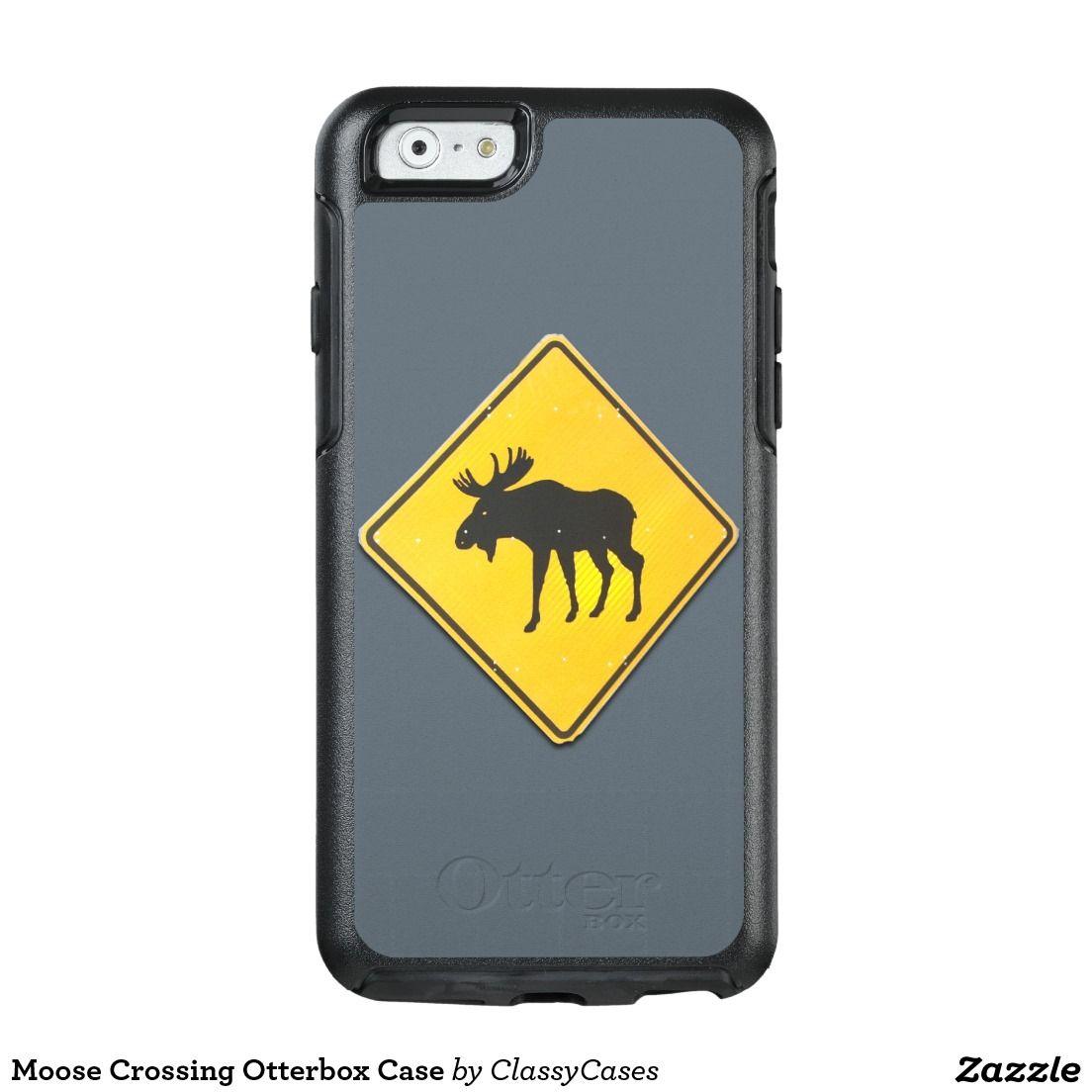 Moose Crossing Otterbox Case