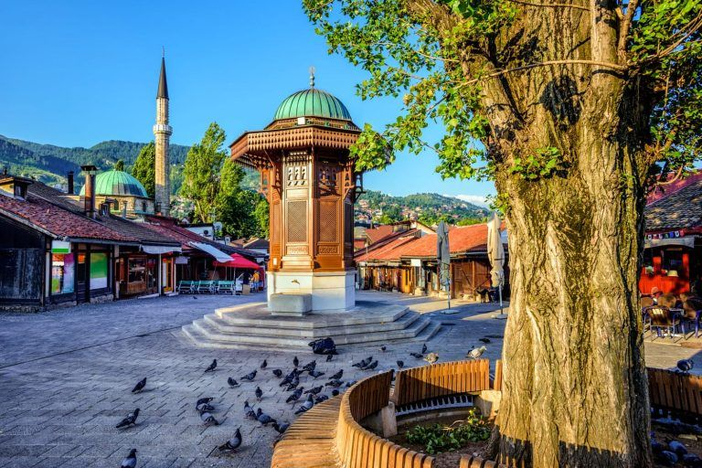 The Ultimate Balkans Itinerary For First Time Visitors Road Affair Sarajevo Bosnia Sarajevo Bosnia