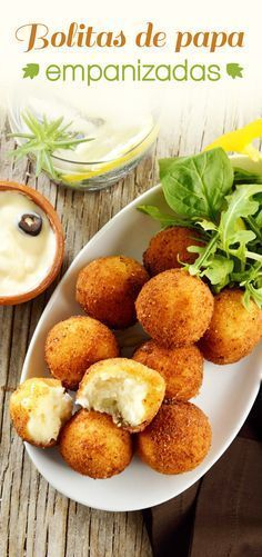 Photo of Breaded potato balls