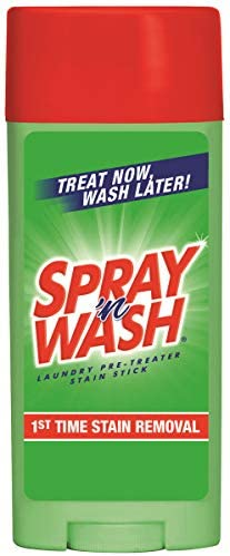 Amazon Com Spray N Wash Stain Stick Pre Treater Laundry Stain