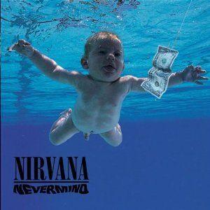 Nirvana! #grunge #nevermind