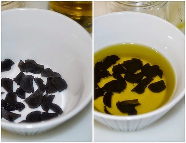 Chupchupchup Aceite De Trufa Negra Aceite De Trufa Recetas De Cocina Trufas