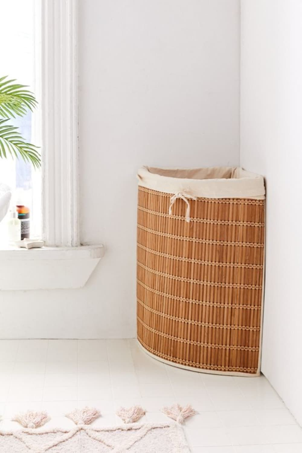 7 Laundry Hampers That Make The Most Of Your Small Space Laundry