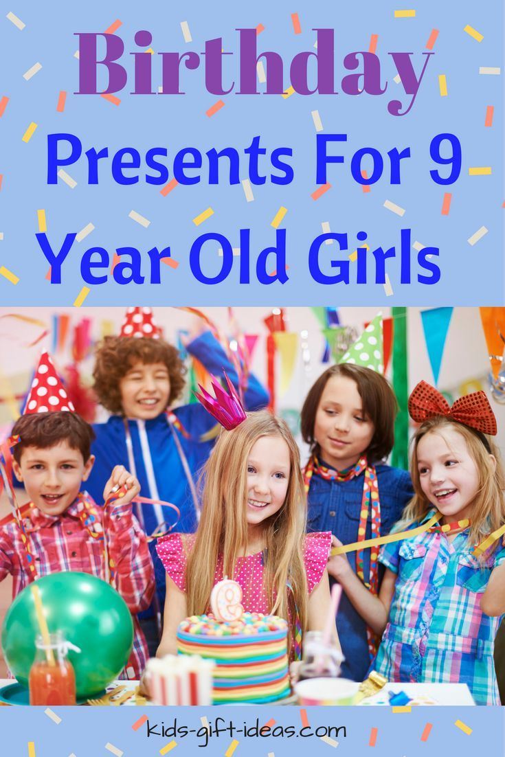 Looking For Birthday Presents 9 Year Old Girls Check Out Our Helpful Gift List That Is Full Of Awesome Ideas Years