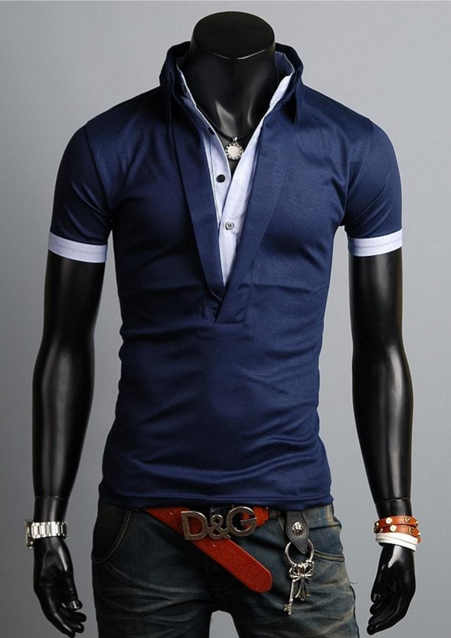 Stripe Design T Shirt Tees Shirts T Shirt Polo