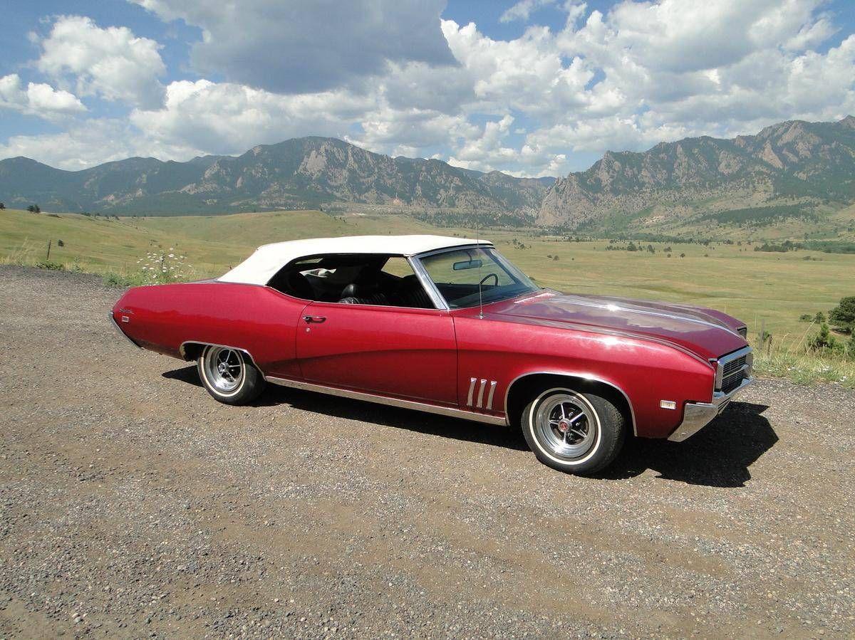 1969 Buick Skylark for sale #2006268 - Hemmings Motor News | 60s ...
