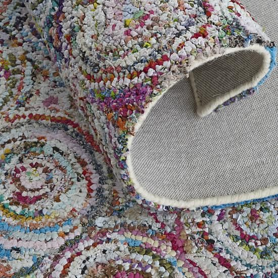 Colorful Circular Pattern Rug The Land Of Nod 229 For