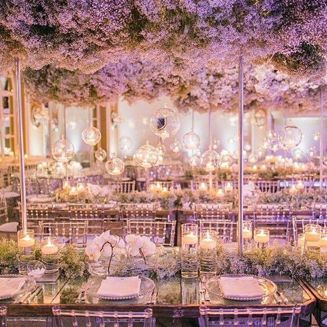 Sosbrides On Instagram Baby Breath Clouds By Whitelilacinc Wedding Reception In Wedding Decorations Wedding Reception Inspiration Elegant Wedding Reception