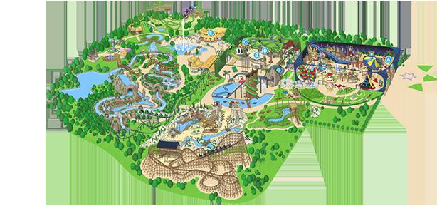 Korting Toverland.Pretparken Nederland Attractiepark Toverland Met Korting