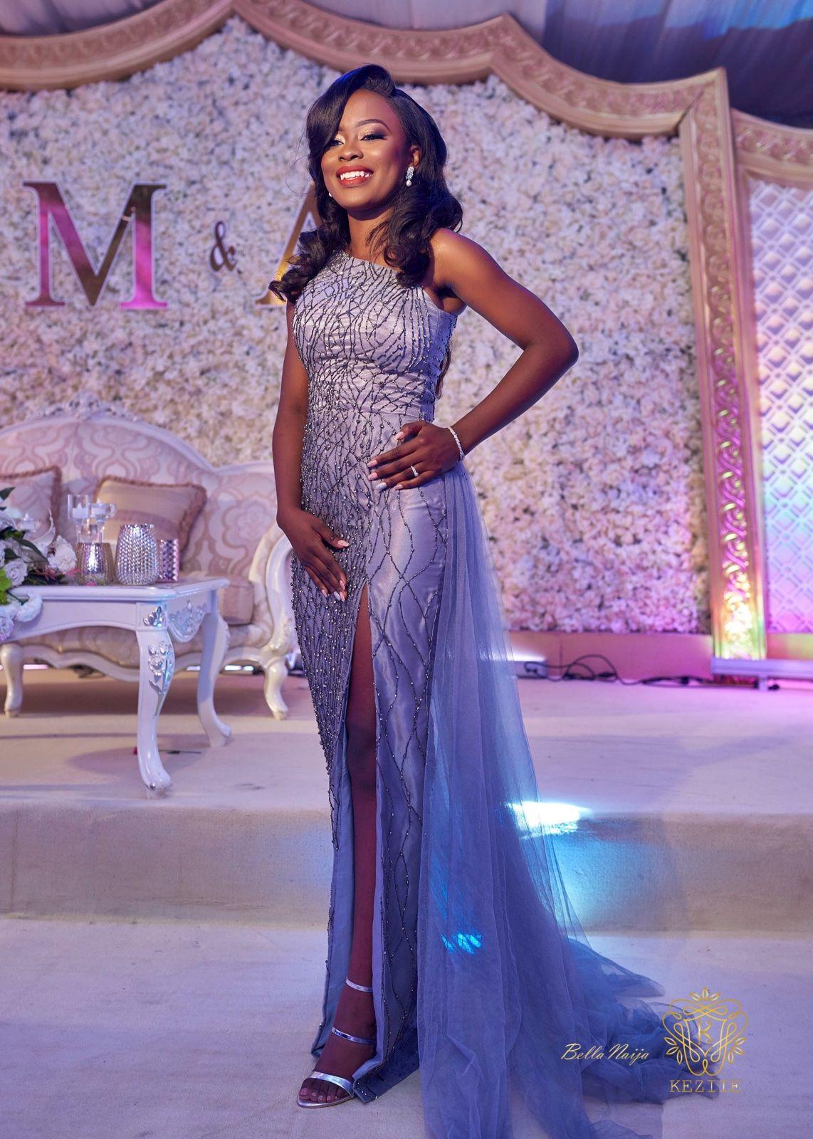 Bellanaija Weddings Presents Murewa And Ayo S Elegant Wedding Matietheknot 2706 Events Bell Reception Dress African Design Dresses African Fashion Dresses [ 1600 x 1142 Pixel ]