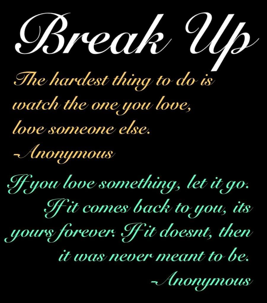 Break Up Quotes BreakUp.jpg Life Pinterest