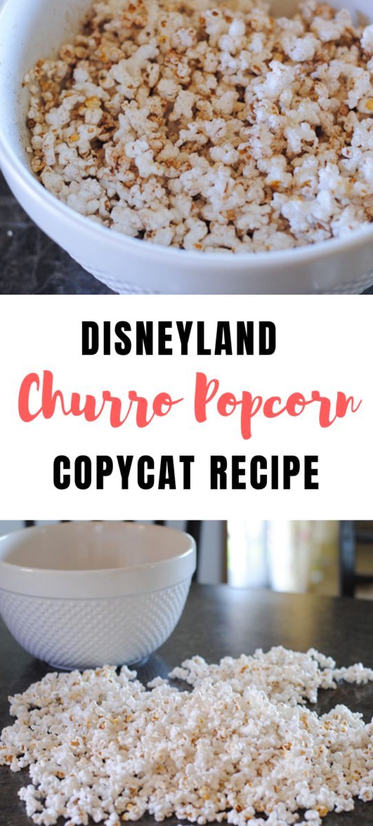 Photo of Churro Popcorn – Disneyland Nachahmer Rezept