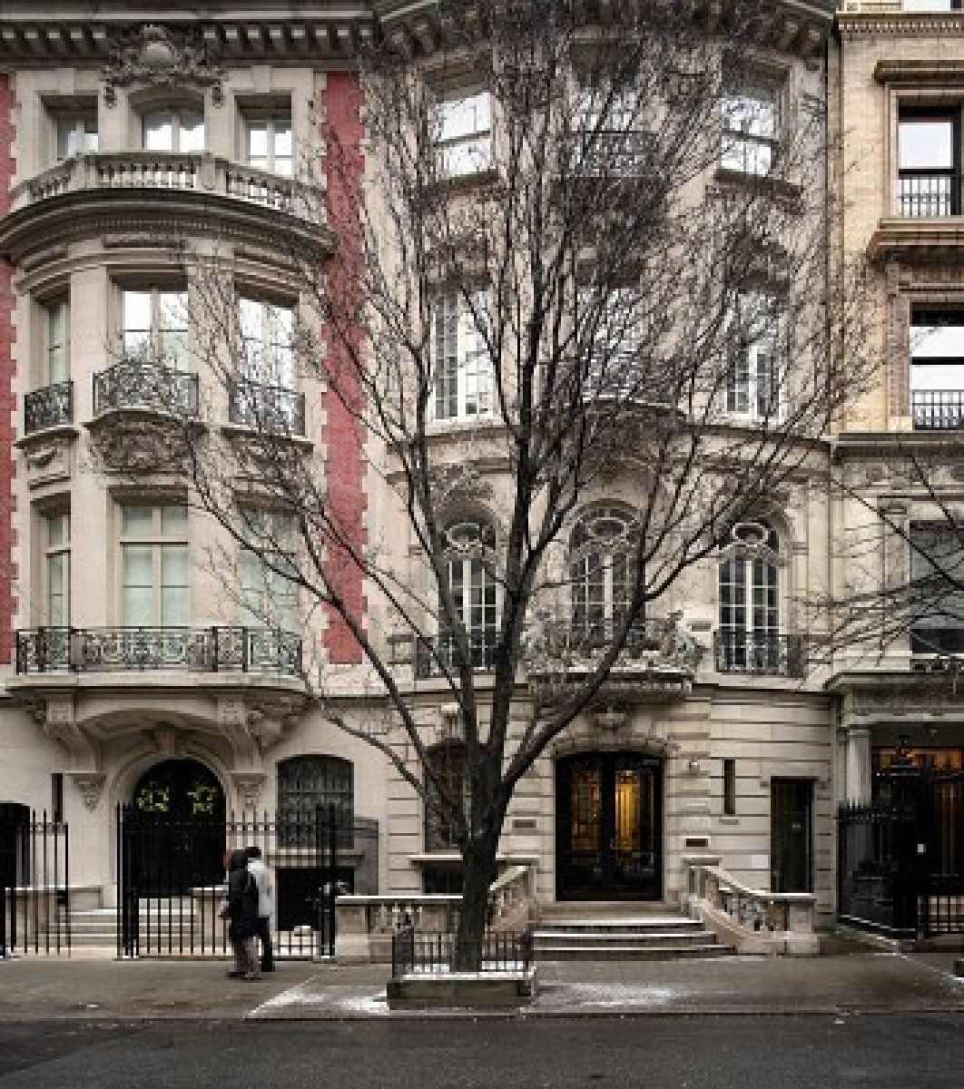 Upper East Side Beaux Arts Mansions