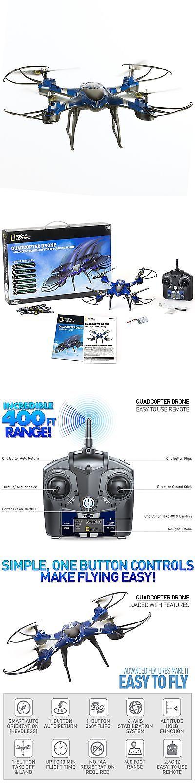 test qanba drone