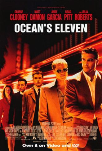 Ocean S Eleven Prints Good Movies Oceans 11 Movies