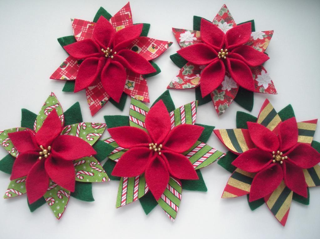 Felt Christmas Craft Ideas Part - 47: Fab Felt Holiday Crafts
