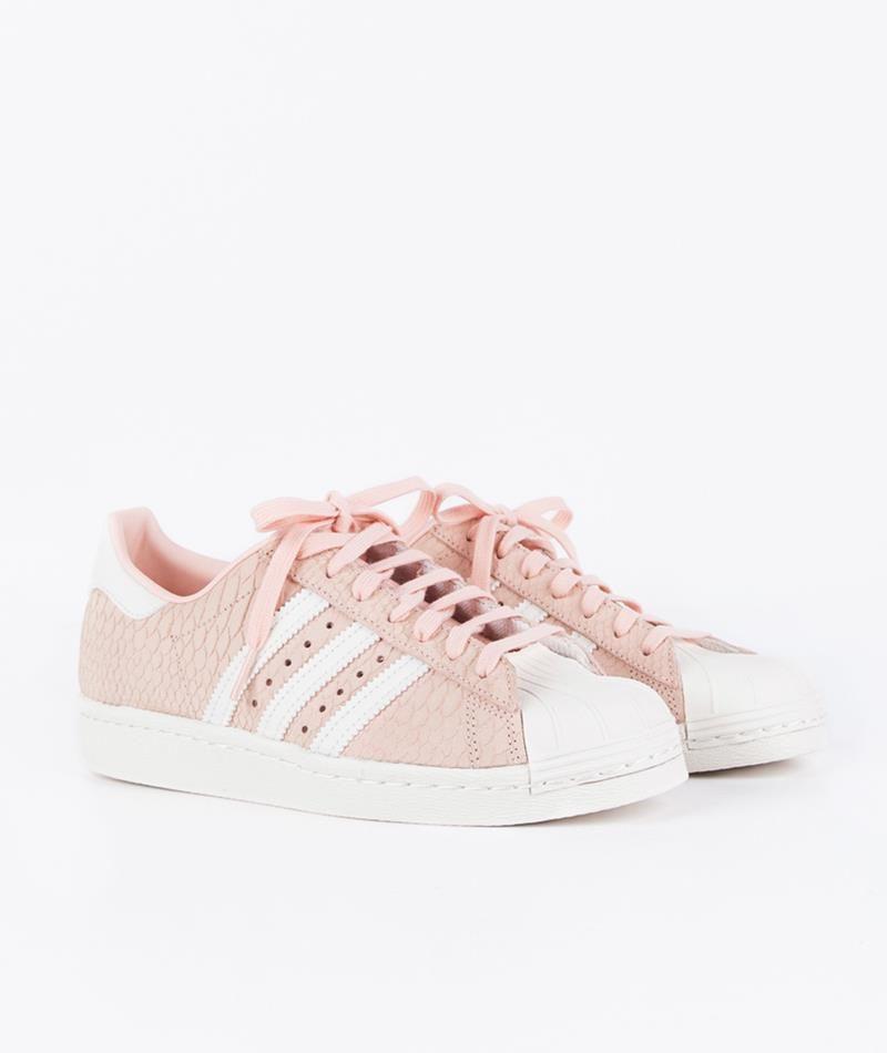 Adidas Superstar 80s Pink Blush