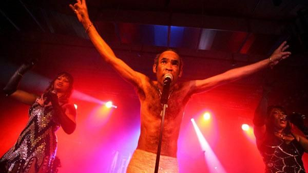 Bobby Farrell S Boney M Group Performs In A Hall At Kloten Airport In Zurich Switzerland On Saturday May 14 2005 Boney M Famous People That Died Babylon Lyrics