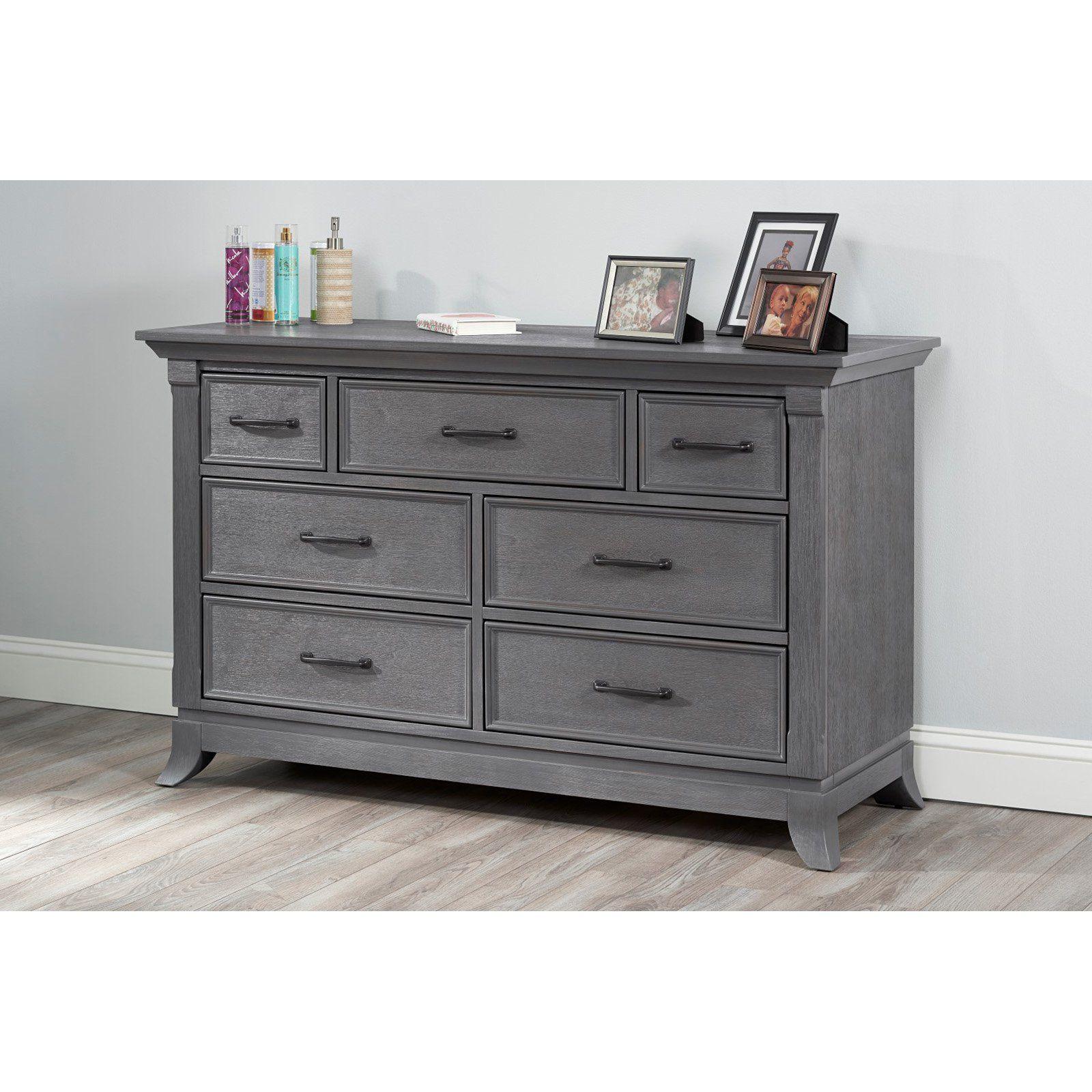 Ozlo Baby Pendleton 7 Drawer Dresser  Mdes023