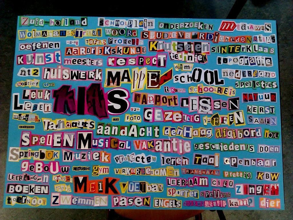 Citaten Met Kunst : Letterkunst woorden die te maken hebben met school