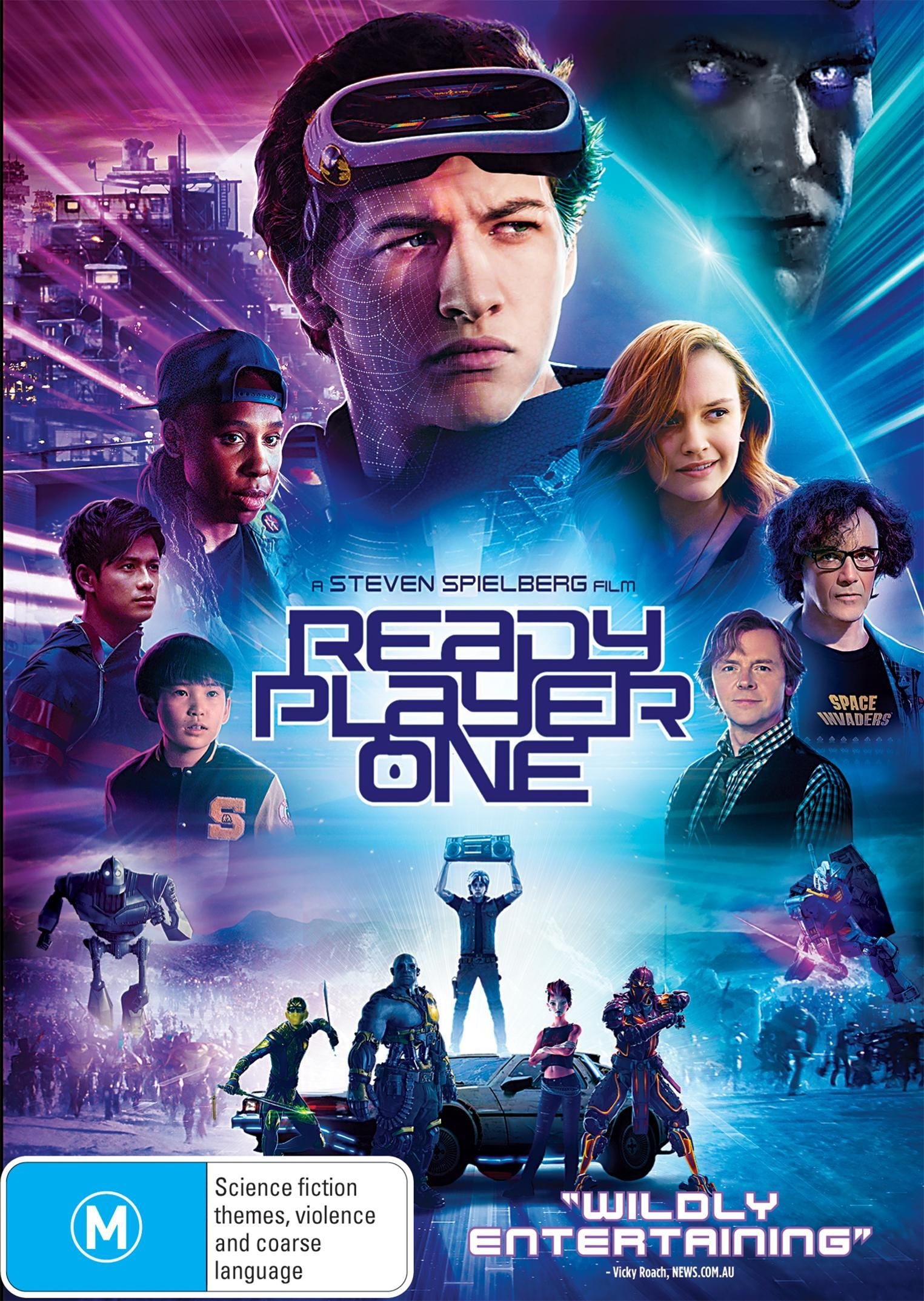 ready player one 2018 click to see the definitive list of steven spielberg s best films top5 topfive ready player one ready player one movie player one ready player one movie