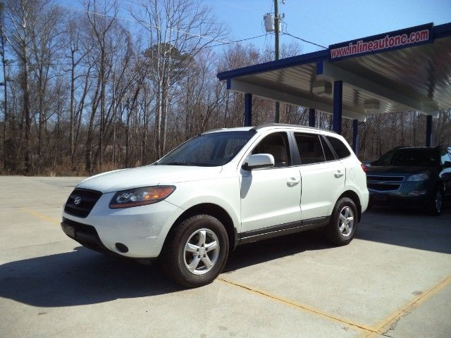 Used 2008 Hyundai Santa Fe Gl For Sale In Raleigh Nc 27610 Inline Auto Sale Nc Hyundai Santa Fe Cars For Sale Used Suv