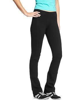 Womens Slim Boot Cut Yoga Pants These Are My Go To Workout Lounging