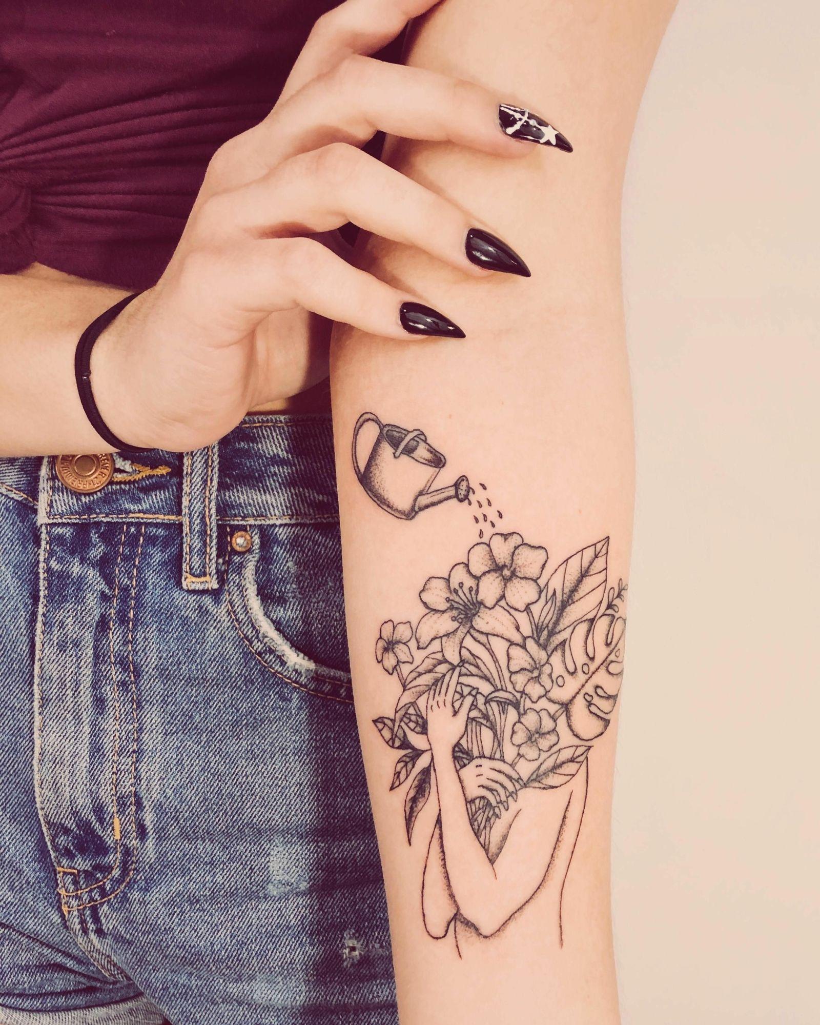 Photo of Ce sont les tendances de tatouage les plus populaires sur Pinterest! – 70+ inspirations