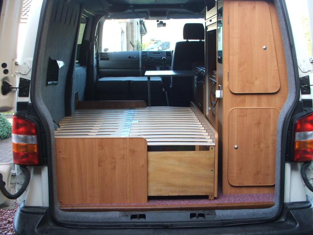 Alternative Layout Diy Build Vw T4 Forum Vw T5 Forum
