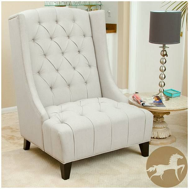 Wide Accent Chair, Mostly Donu0027t Get Any Arm Due To The Weight