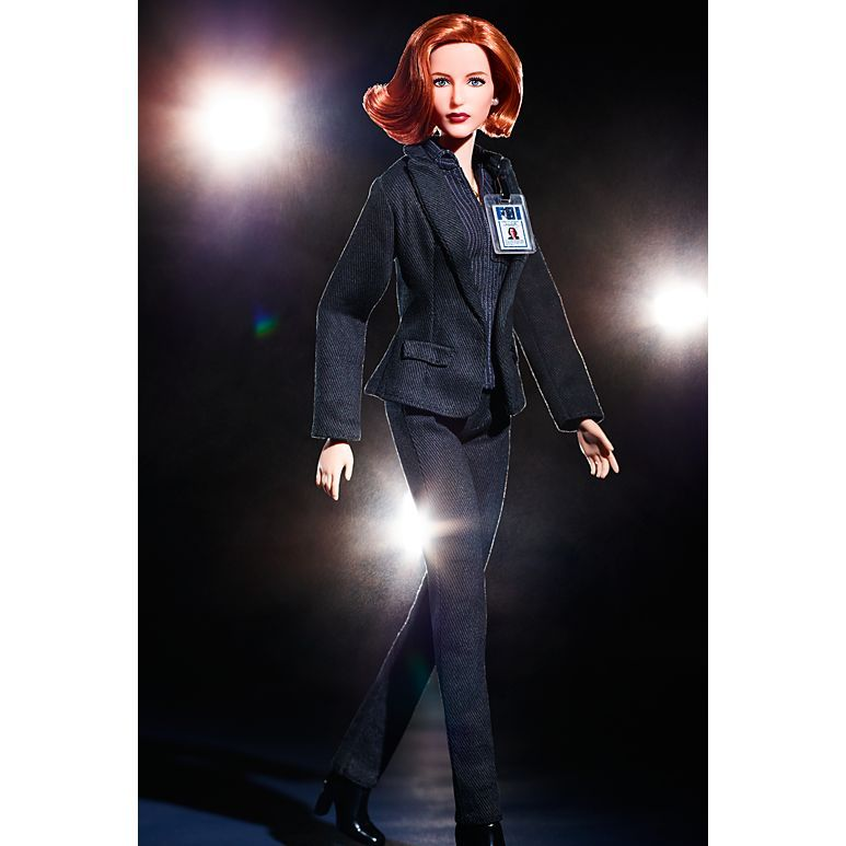 Mattel Releasing Mulder, Scully Barbies for The X-Files