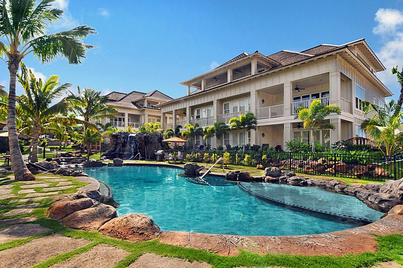 This rising star at Poipu Beach will soon be on HGTV! Read more about an upcoming House Hunters show filmed at The Villas at Poipu Kai. We were on the set and have updates on today's Kauai real estate blog.