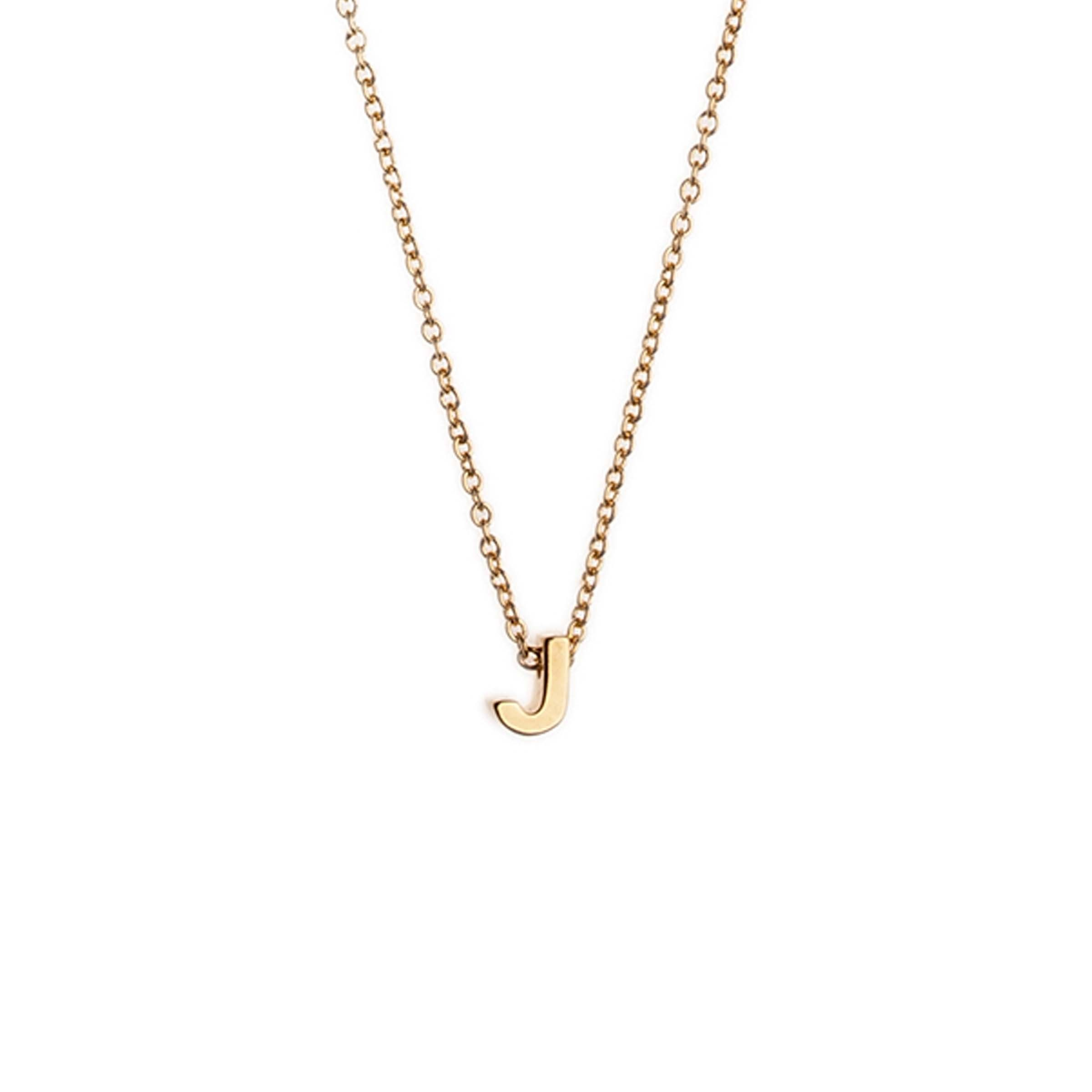 Gold plated j initial necklace initial jewellery shop the trends gold plated j initial necklace initial jewellery shop the trends beautiful costume jewellery aloadofball Images
