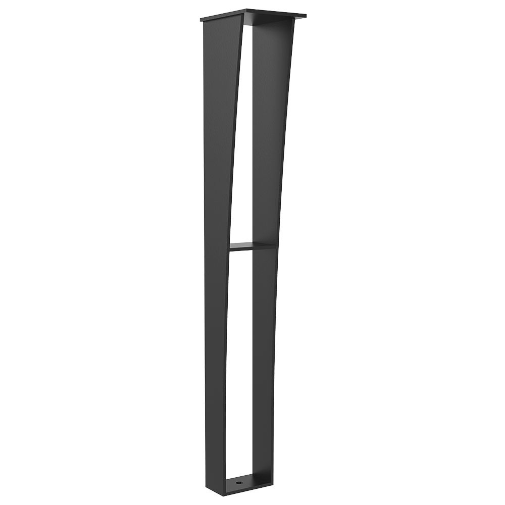 The Anteris Countertop Support Leg Is A Strong Metal Support Leg