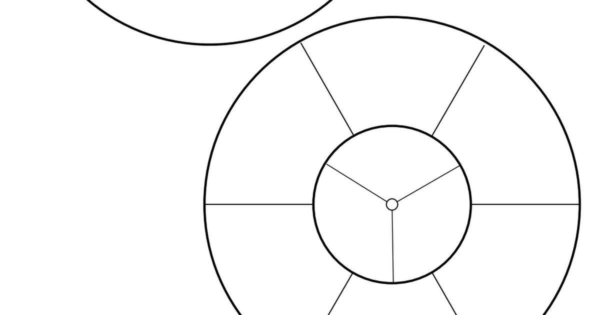 La ruota dei colori - Rotella a settori template.pdf ...
