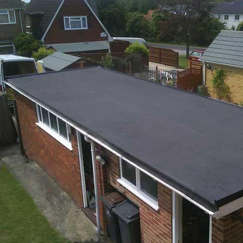 Rubber Roof Membrane Cost di 2020
