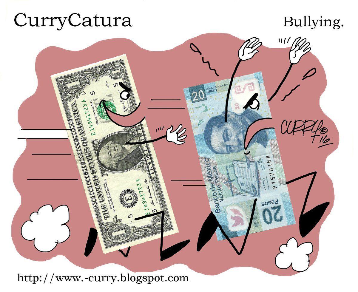Nuestra caricatura de hoy Bullying. #CurryCatura
