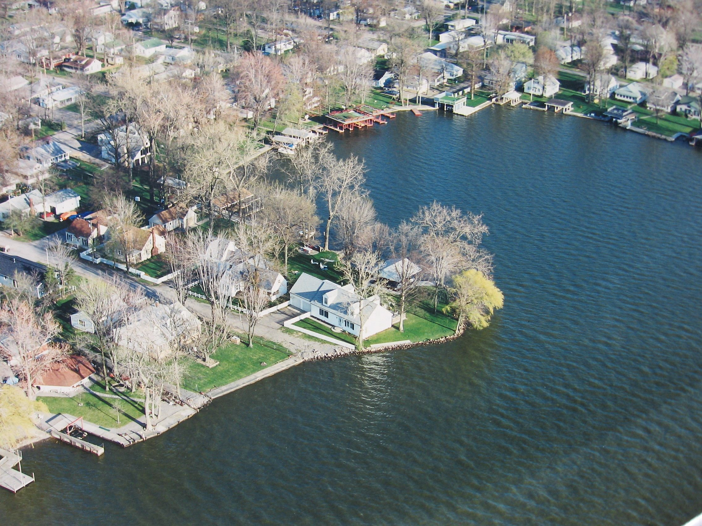 Indian Lake Ohio Orchard Island Mom And Dad S Place Indian Lake The Buckeye State Lake