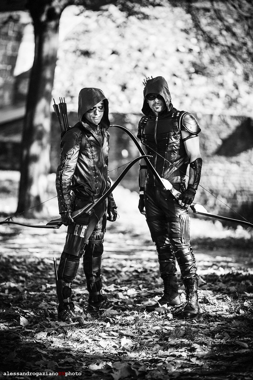 Lucca 2015, cosplayer in biancoenero. –  #foto #blog #alessandrogaziano #cosplayer #cosplay #biancoenero #blackandwhite #LuccaComics