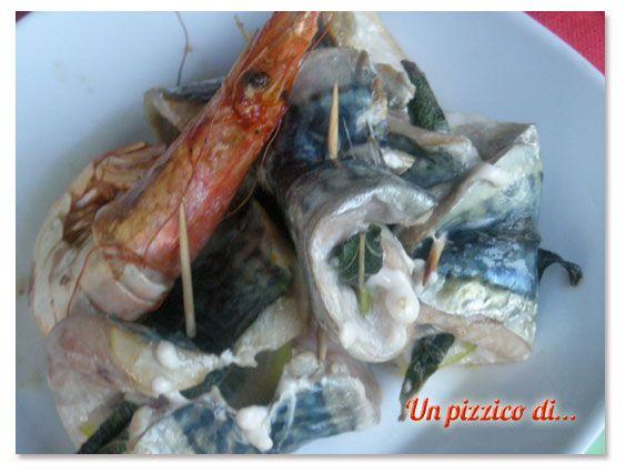 GRIGLIATINA DI PESCE http://pizzicodi.blogspot.it/2013/06/lunedi-dieta-grigliatina-di-pesce.html