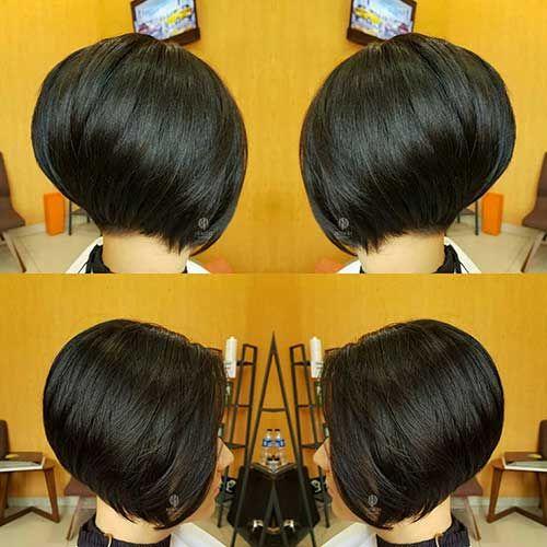 Layered Bob For Fine Hair Over 50 Short Layered Haircuts Layered Haircuts For Women Bobs For Thin Hair
