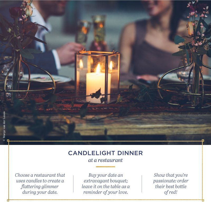 16 romantic candle light dinner ideas that will impress