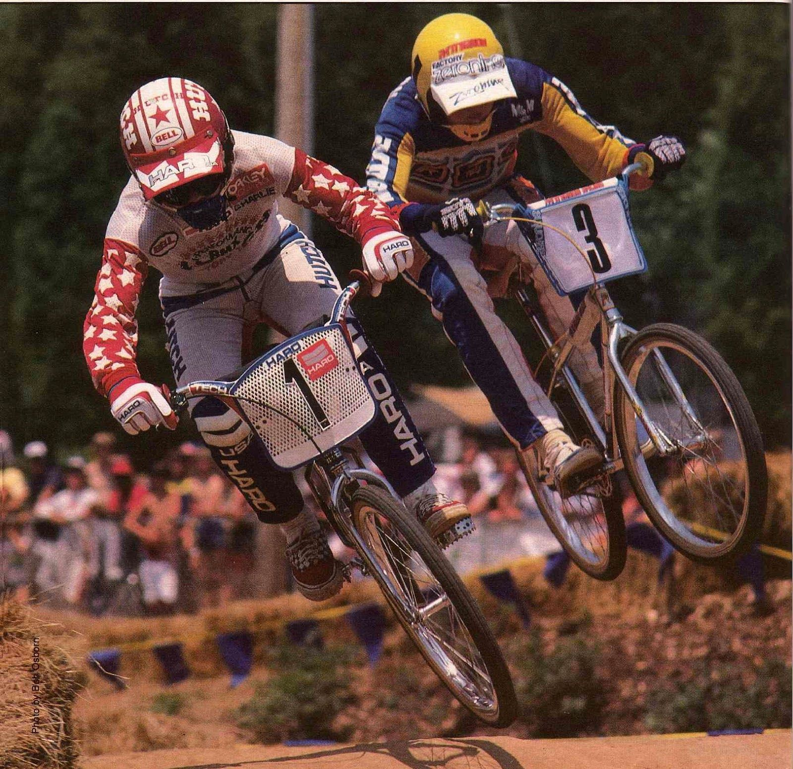 BMX Action October 1983
